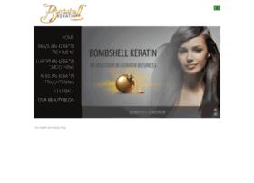 bombshell-keratin.com
