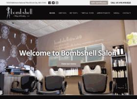 bombshellhairsalon.com
