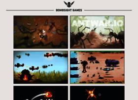 Bombsightgames.com