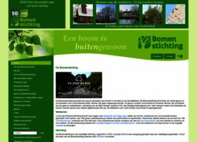 bomenstichting.nl