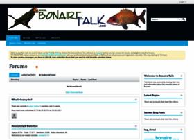 bonairetalk.com