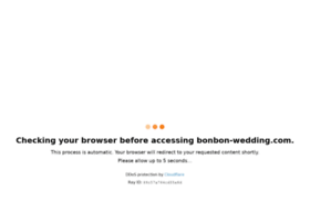 bonbon-wedding.com