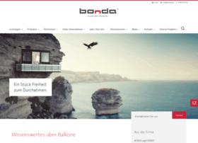 bonda-balkone.de