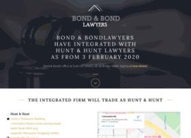bondandbond.com.au