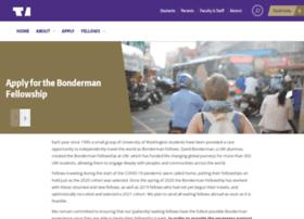 bonderman.uw.edu