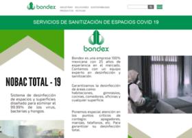 bondex.com.mx