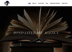 bondliteraryagency.com