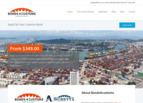 bonds4customs.com