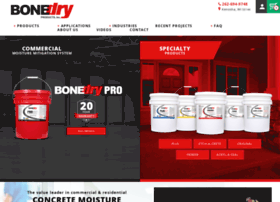 bonedryproducts.com