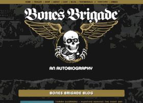 bonesbrigade.com