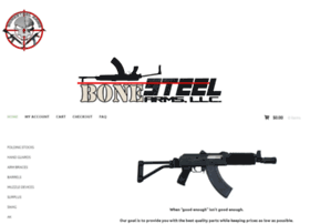bonesteelarms.com