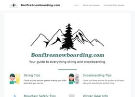 bonfiresnowboarding.com