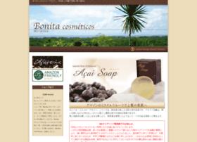bonita-cosmeticos.com