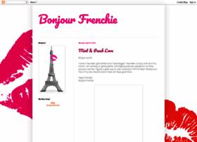 bonjourfrenchie.blogspot.com