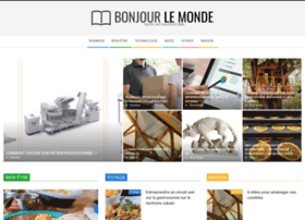 bonjourlemonde.fr