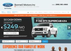 bonnellmotors.dealerconnection.com