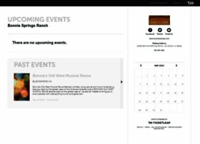 bonniespringsranch.ticketleap.com