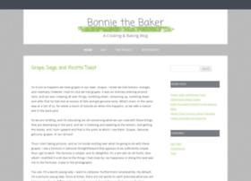 bonniethebaker.com