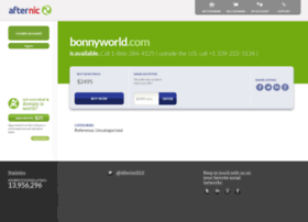 bonnyworld.com
