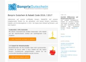 bonprixgutschein.net