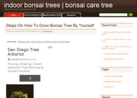 bonsai-tree-masters.com