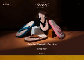 Bonsaisandals.com