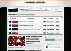 bonus-paris-sportif.com