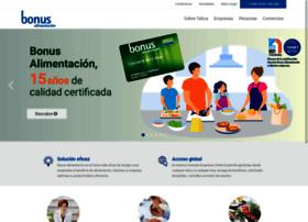 bonus.com.ve
