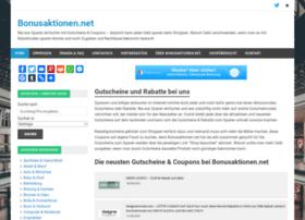bonusaktionen.net