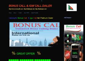 bonuscall.webs.com