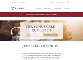 Bonuscard.ch