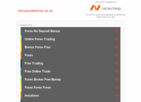 bonuscodesforex.co.uk