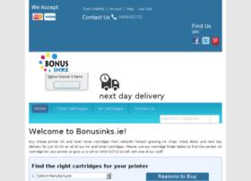 bonusinks.ie