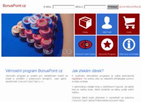 bonuspoint.cz