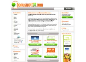 bonuswelt24.com