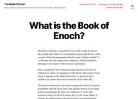 book-ofenoch.com