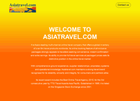 book.asiatravel.com