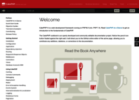 book.cakephp.org