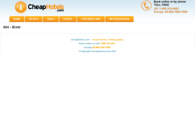 book.cheaphotels.com
