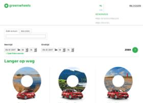 book.greenwheels.com