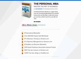 book.personalmba.com