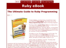 book.rubylearning.org