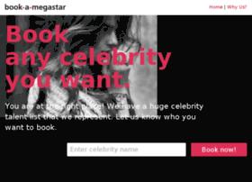 bookamegastar.com