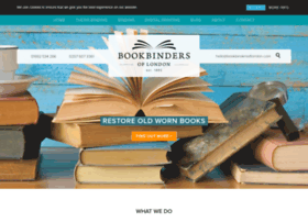 bookbindersoflondon.com