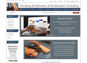 bookbindersworkshop.com