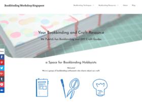 bookbindingworkshopsg.com