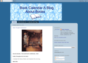 bookcalendar.blogspot.com