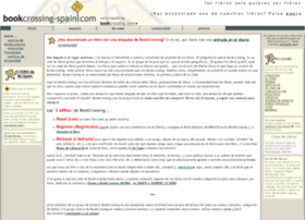 bookcrossing-spain.com