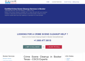 booker-texas.crimescenecleanupservices.com