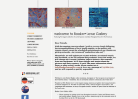 bookerlowegallery.com